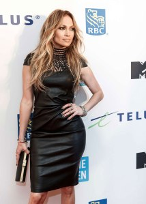 JENNIFER LOPEZ at We Day