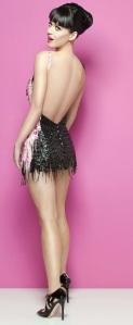 sequin mini skirt escort marbella