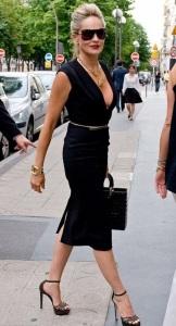 black dress mature marbella escorts