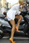white shorts suit escort marbella