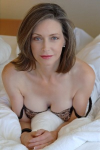 mature escort marbella woman on bed
