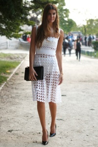 crochet dress escort marbella