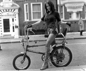 escort marbella chopper bike