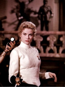 escort marbella grace kelly fencing
