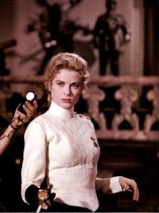 escort marbella grace kelly fencing